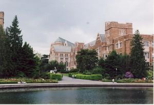 Университет в Сиетле