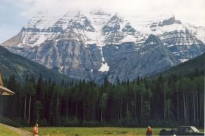 26 гора Робинсон