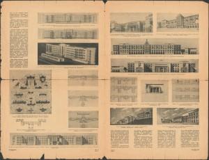 Архитектурная газета. Приложение к N2, 03.01.1937 г.