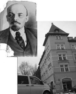 Ленин в Мюнхене
