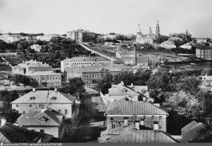 Берников переулок. 1884 год