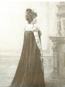 Юлия Манн, мать Томаса