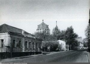 Ульяновская (Николоямская) улица