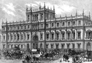 Здание Королевского общества